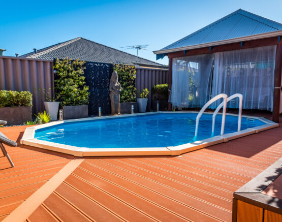 pool deck installation Warwick