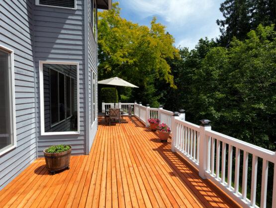 deck builder Warwick ri
